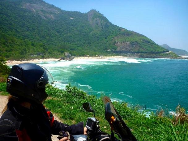 Бразилия на мотоциклах
