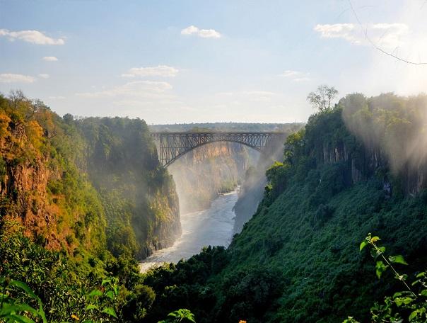 Экзотический Зимбабве