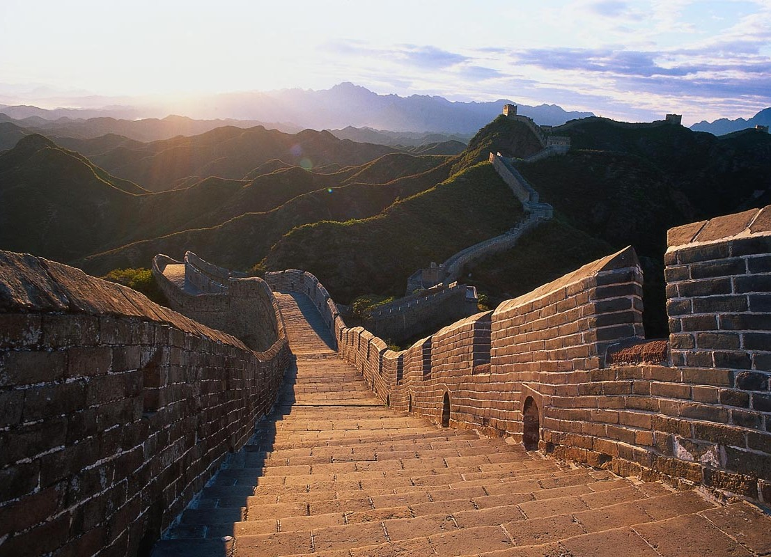 Путешествие в Поднебесную: Китай