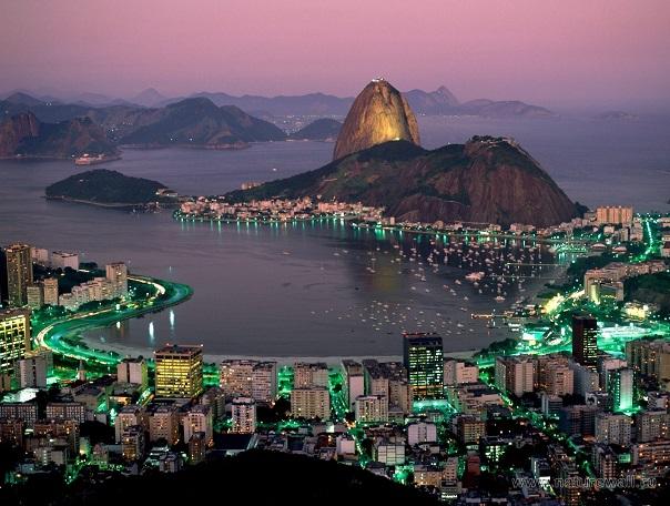 Новогодняя Бразилия