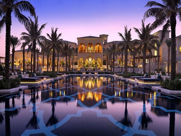 Романтичный Дубай