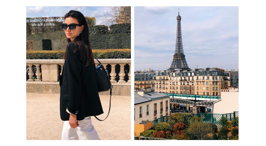 Париж — город искусства.
