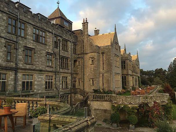 отель Англия Bovey Castle Дартмур