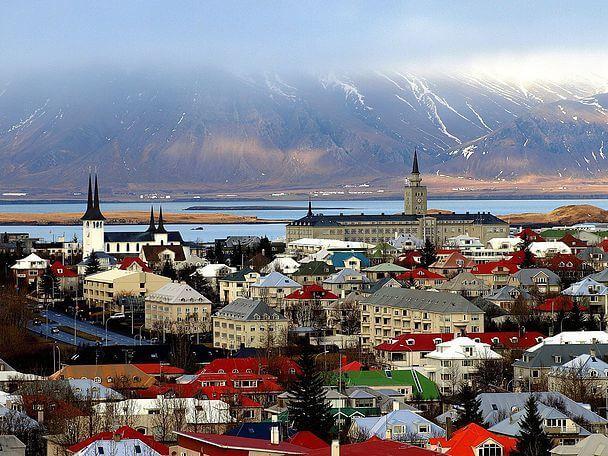 путешествие туры Исландии