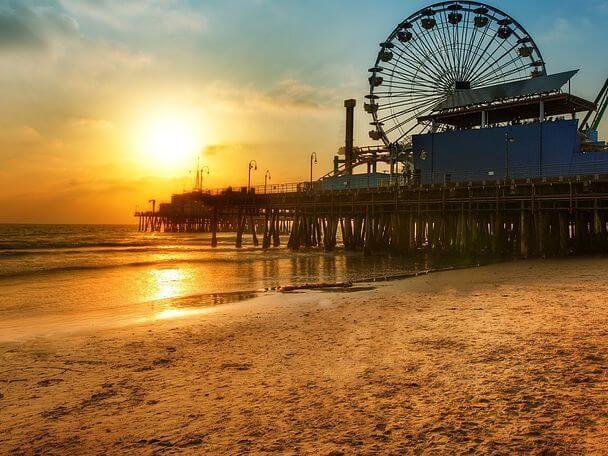 путешествие туры Америка Калифорния