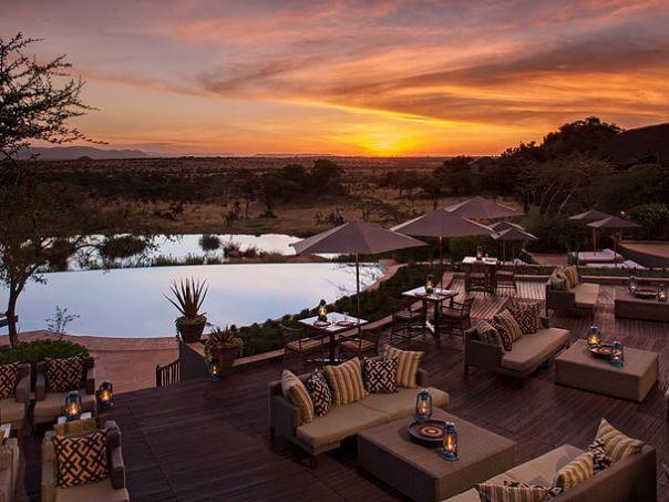 отель Танзания Национальный парк Серенгети Four Seasons