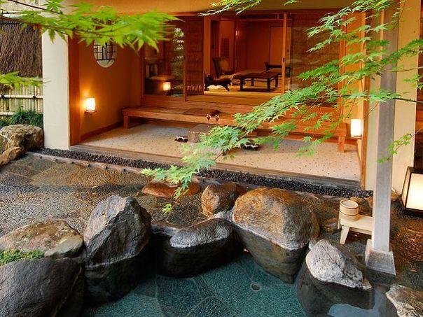 отель Япония Хаконе Gora Kadan