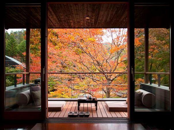 отель Япония Киото Hoshinoya Ryokan