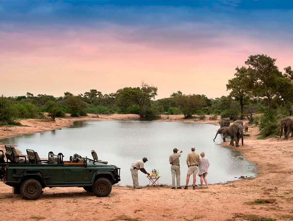 Южная Африка и Мозамбик
